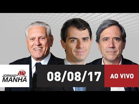 JORNAL DA MANHÃ 08 08 17