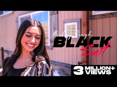 BLACK SUIT (OFFICIAL VIDEO) Mickey Singh | TreehouseVHT | Latest Punjabi Songs 2020 (Part 1 of 4)
