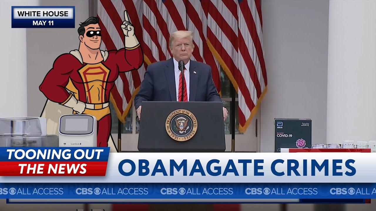 Superhero wants Obamagate crime specifics thumbnail