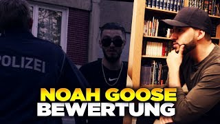 KMN KOPIE ODER BALD RAPSTAR? NOAH   GOOSE   Reaction