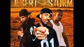DJ Clue - Back To Desert Storm Joe Budden,Ransom,Stack Bundles,Fabolous (Full Mixtape Album)