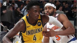 Indiana Pacers vs New York Knicks - Full Game Highlights | February 21, 2020 | 2019-20 NBA Season