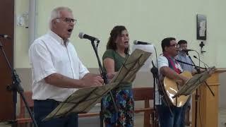 Canto de Comunhão - Missa do 27º Domingo do Tempo Comum e 4º Dia da Novena a Nossa Senhora Aparecida (06.10.2018)
