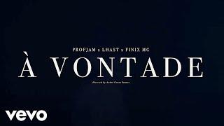 ProfJam   À Vontade Ft. Fínix MG (Prod. By Lhast)