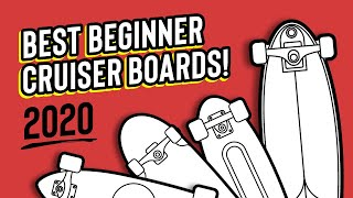 Best Beginner Cruisers and Shortboards!!