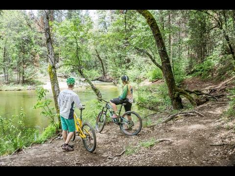 Bass Lake Mountain Biking