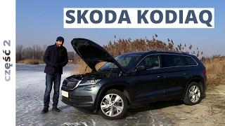 Skoda Kodiaq 2.0 TDI 190 KM, 2017 - techniczna część testu #317