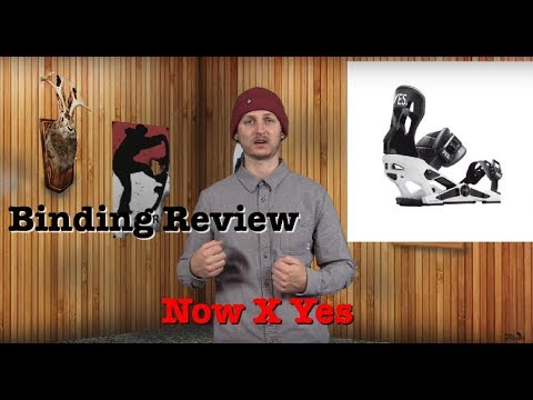 The 2019 Now X Yes Snowboard Binding Review