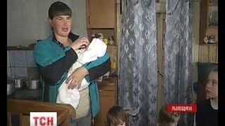 Четверту двійню народила на Львівщині мешканка карпатського села Нижня Яблунька