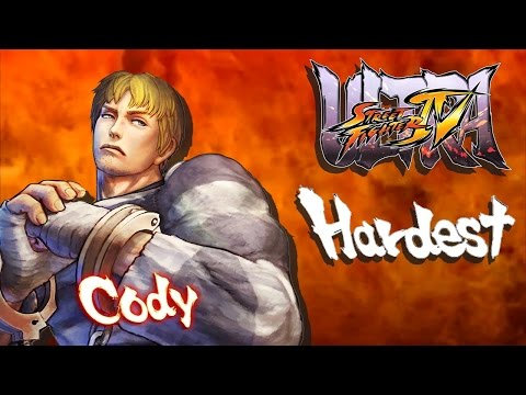 Download Ultra Street Fighter Iv Cody Arcade Mode Hardest 3gp Mp4