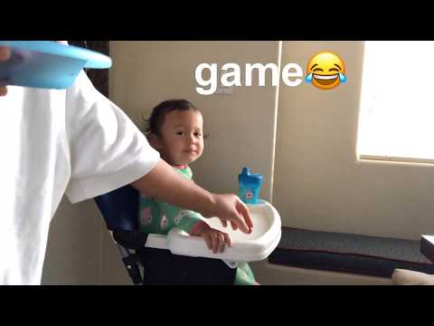 SIMPLE WAYS IN TEACHING ONE TO TEN FOR TODDLER  23 Months@♥️mamabeb Q