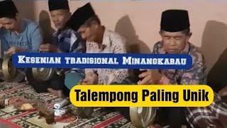 Talempong Pacik Minangkabau