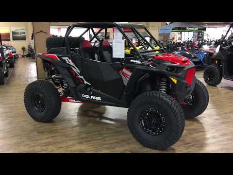 2018 Polaris RZR XP Turbo EPS Dynamix Edition in Murrieta, California