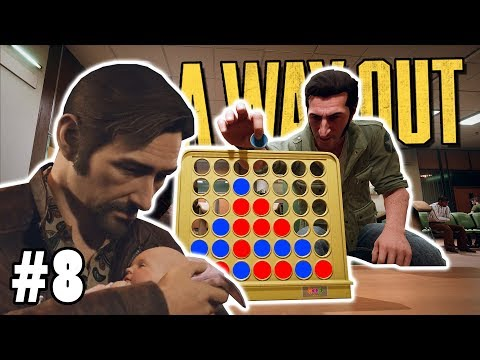 VINCENTOVA RODINA A ÚTĚK! - #8 | A Way Out (CZ)