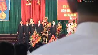 Thủ tướng Nguyễn Tấn Dũng trao Huân chương Hồ Chí Minh cho ĐH Công nghiệp Hà Nội