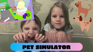 Roblox Pet Simulator Update at Next New Now Vblog