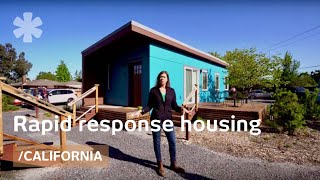 Agile villages for fire victims as template to fix CA housing?