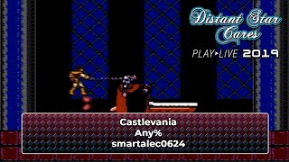 Castlevania by smartalec0624 in 18:05 - Distant Star Cares PLAY LIVE 2019