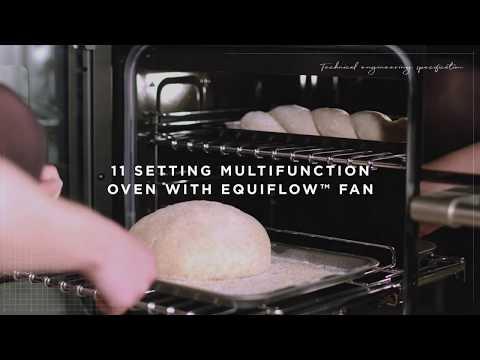 Stoves Range Cooker Induction ST-PREC-DX-S900EI - Various Colours Video 4