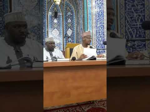 DAY 22 RAMADAN TAFSIR 2018 - SHEIKH ISA ALI PANTAMI (VIDEO)