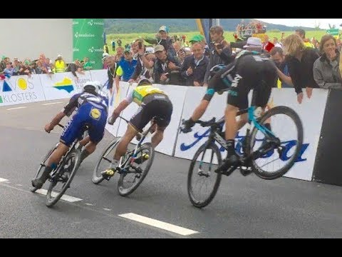 Top 10 Cycling WOW moments!