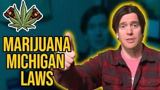 Michigan Marijuana Laws   MI Weed Laws Summary   Cannabis Industry Lawyer