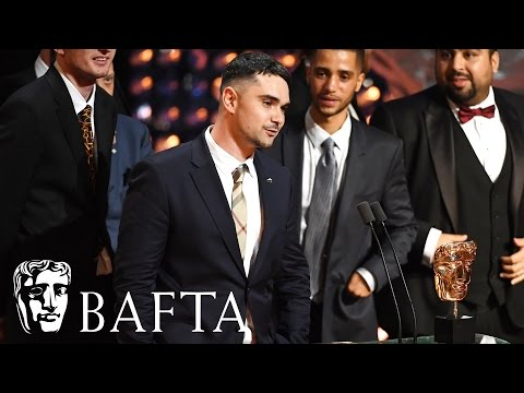 People Just Do Nothing wins Scripted Comedy | BAFTA TV Awards 2017