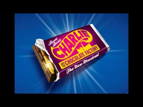 Charlie And The Chocolate Factory The Musical Backing Tracks