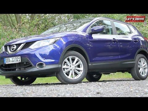 Im Fahrbericht - Nissan Qashqai 1.2 DIG-T [2014] / Car Review /  // Let's Drive //