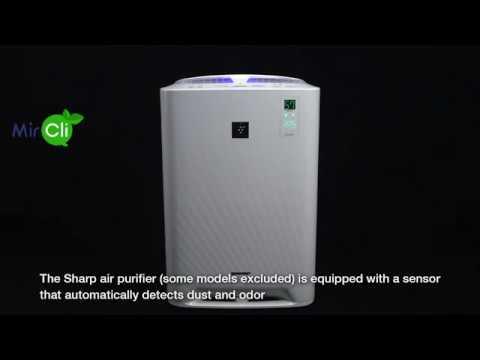 Очиститель воздуха Sharp KC