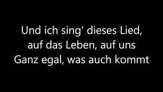 Was Für Eine Geile Zeit   Ben Zucker (Lyrics)