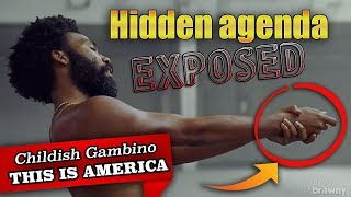 "The REAL Meaning behind: ""This is America"" EXPOSED"