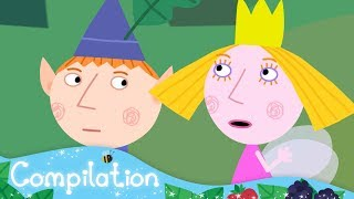Ben and Holly's Little Kingdom   1 Hour Episode Compilation #16