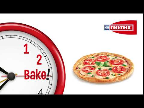 1·2·Bake! Mix for Pizza.