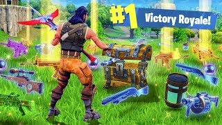 BEST CHEST EVER OPENED in FORTNITE HISTORY!