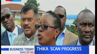 Parliamentary Committee visits Thika town to assess quality of health  | Business Today