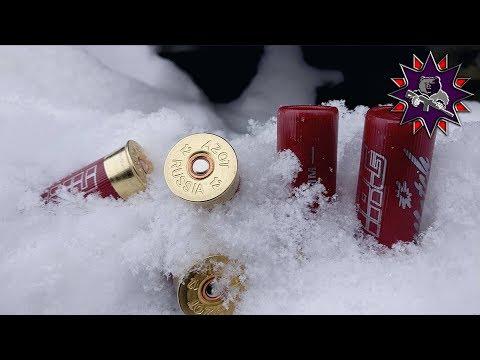 Как стрелять на морозе и открытие в Костроме