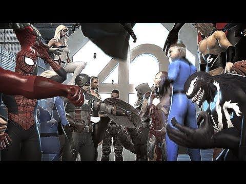 MARVEL: CIVIL WAR | Animation Film