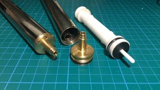 [AIRSOFT] How To Remove Cylinder Head On Airsoft Sniper Rifle - VSR Platform