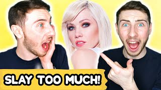 Carly Rae Jepsen   Too Much [Official Music Video Reaction]