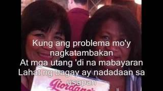 Awit ng Barkada - Apo Hiking Society  w/ Lyrics