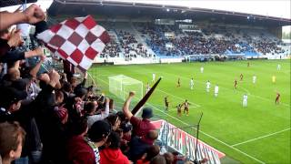 preview picture of video 'Auxerre Metz'