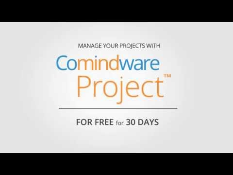Video of Comindware Project – PM App