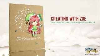 Making A Handmade Christmas Gift Card