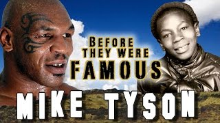 MIKE TYSON   Before They Were Famous   BIOGRAPHY