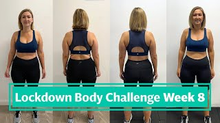 video: My post-lockdown fitness challenge: How I lost 18lbs and 5pc body fat in just eight weeks