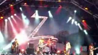 The Zutons - Don't Ever Think (Too Much) Live at Delamere