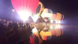 Фестиваль воздушных шаров прошел в Ессентуках 04.09.16