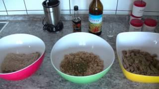 Supergeile Fleischalternativen zubereiten   Sojafleisch