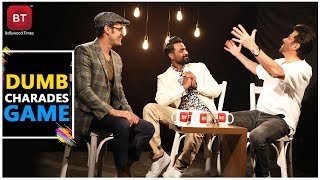 Race 3 Movie Team Anil Kapoor & Remo D'Souza Played Most Enjoyable Dumb Charades Round